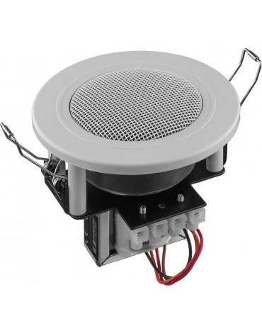 Monacor EDL-82/WS głośnik instalacyjny, sufitowy