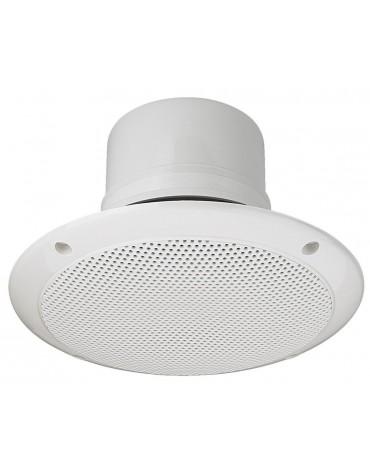 Monacor EDL-206 głośnik instalacyjny, sufitowy