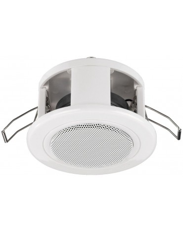 Monacor EDL-84/WS głośnik instalacyjny, sufitowy