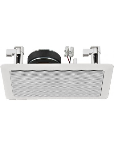 Monacor SPE-15/WS głośnik instalacyjny, sufitowy