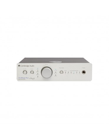 Cambridge Audio DacMagic Plus srebrny
