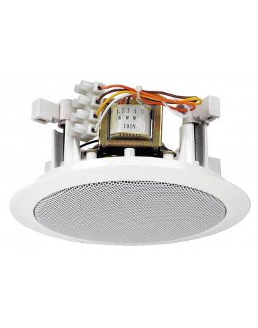 Monacor EDL-24 głośnik instalacyjny, sufitowy