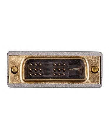 Supra wtyk DVI-D 18+1