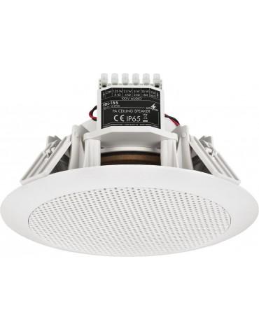 Monacor EDL-155 głośnik instalacyjny, sufitowy