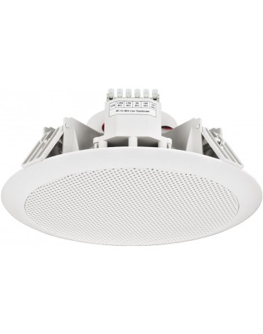 Monacor EDL-158 głośnik instalacyjny, sufitowy