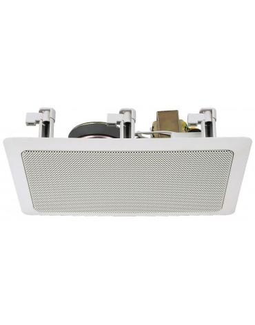 Monacor ESP-17/WS głośnik instalacyjny, sufitowy
