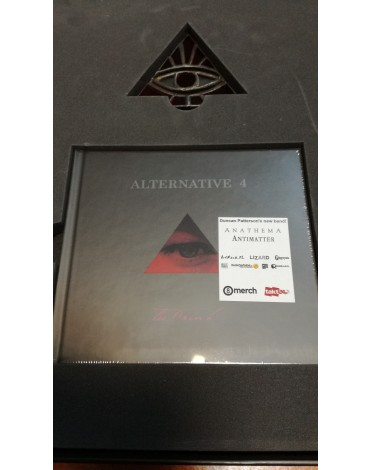 Alternative 4 The Brink Płyta LP+CD