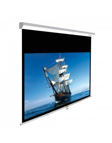 Lumene Capitol Premium ekran projekcyjny ręcznie rozwijany