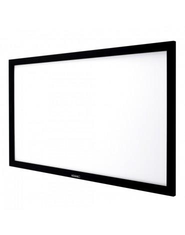 Lumene Movie Palace Premium Acoustic przezroczysty akustycznie ramowy ekran projekcyjny