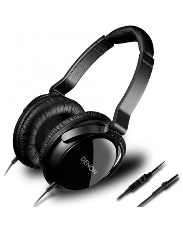 DENON AH-D 310R Słuchawki nauszne