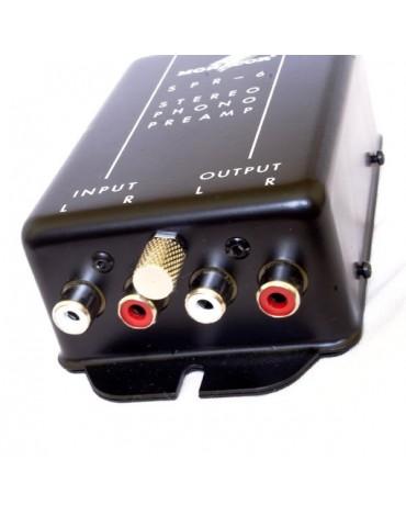 Stage Line SPR-6 przedwzmacniacz gramofonowy MM