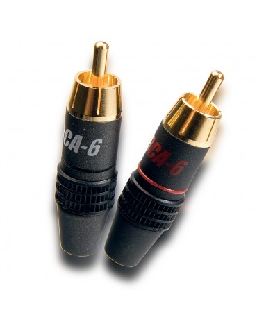 Supra RCA-6 wtyk sygnałowy (Cinch)