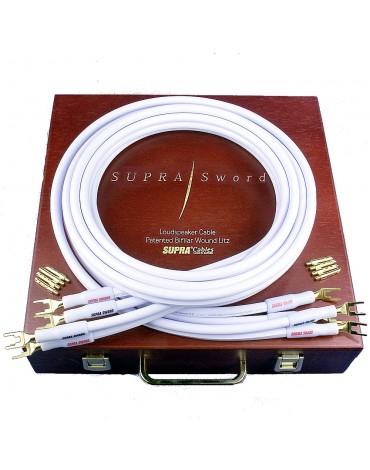 Supra Sword konfekcjonowany kabel głośnikowy