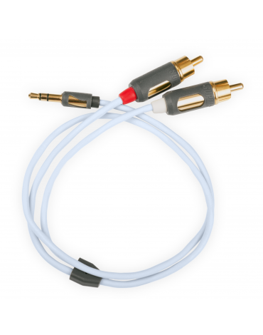 KABEL AUDIO SUPRA jack 2 RCA