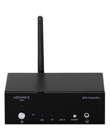 Advance Paris WTX-StreamPro odtwarzacz sieciowy Wi-Fi