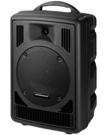 System nagłośnieniowy Monacor TXA-802 CD