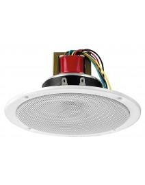 Monacor EDL-150/WS głośnik instalacyjny, sufitowy
