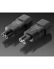 Gigawatt IEC320-C5 adapter wtyku