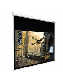 Lumene Plazza 2 ekran projekcyjny ręcznie rozwijany