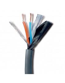 Supra elastyczny kabel sygnałowy zbalansowany