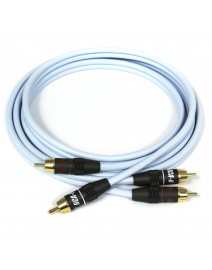 Supra Dual kabel audio RCA