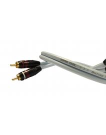 Supra-R Dual RCA 2 x 0,5m kabel sygnałowy