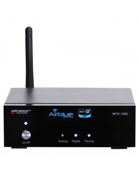 Advance Acoustic WTX-1000 odbiornik audio (Bluetooth)