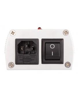 Supra MD06-EU/SP Mk3.1 Switch  listwa zasilająca z wyłącznikiem i 3-stopniową ochroną przeciwprzepięciową