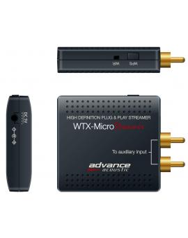 Advance Acoustic WTX-Microstreamer odtwarzacz sieciowy Wi-Fi
