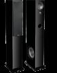 Advance Acoustic Kubik K7 S Line kolumny głośnikowe podłogowe czarne